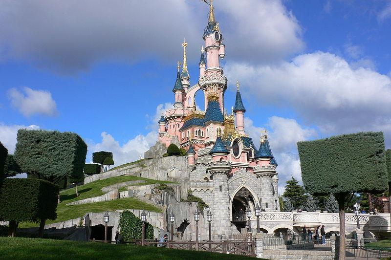 Диснейленд во Франции