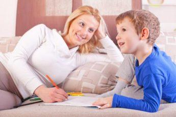 Воспитание сына мамой