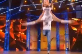 Танцор без ноги