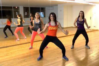 ЗУМБА! Танцевальная фитнесс-программа