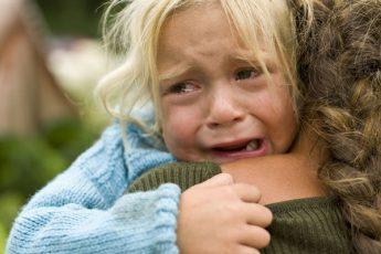 Ни в коем случае не кричите на своих детей