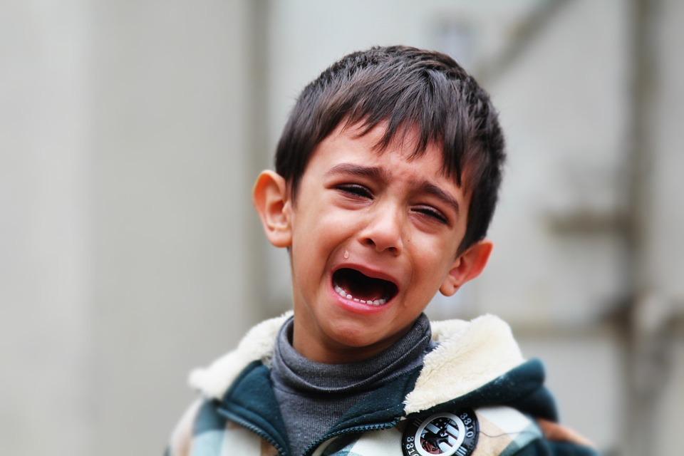 child-cry