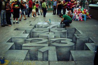 10 супер игр на асфальте, чтобы превратить прогулку в интересную игру
