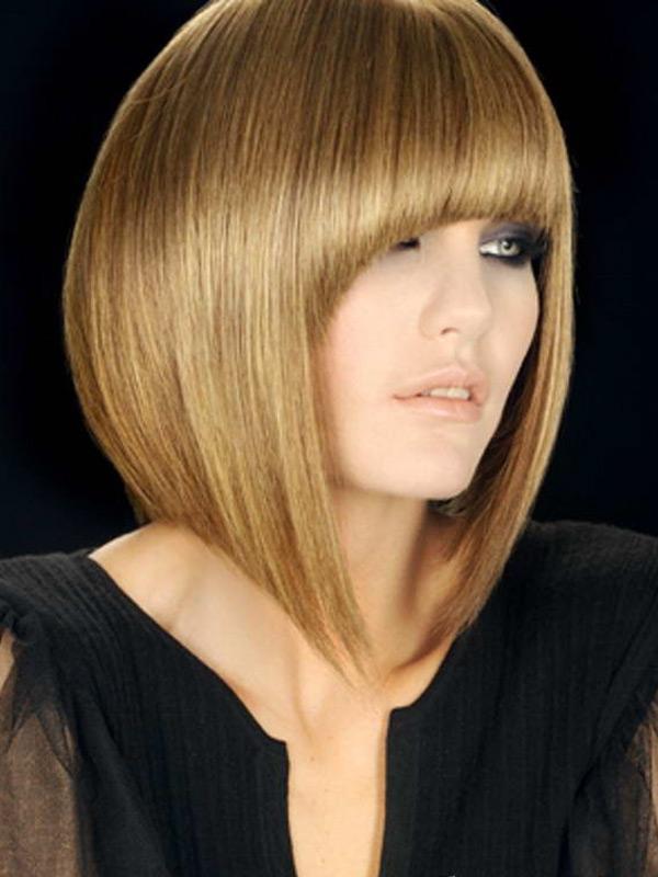 Женские причёски под каре