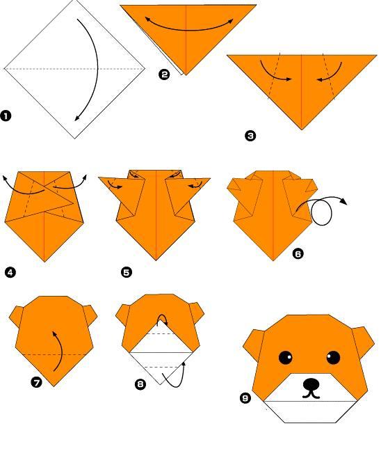 origami-mishka