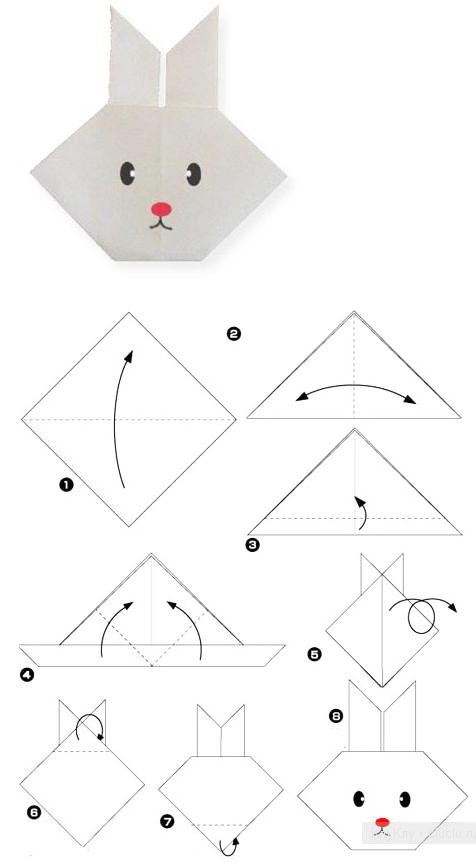 origami-zajchik