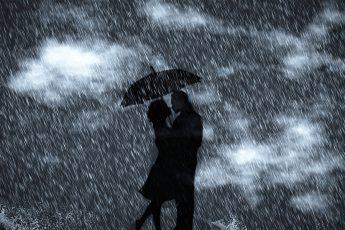 Восхитительная музыка — «Вальс дождя»!