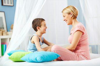 Почему ребенок не слышит Вас