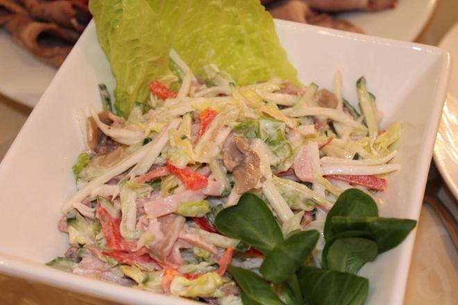 рецепт салата английский с фото