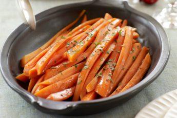 Как вкусно приготовить и подать овощи