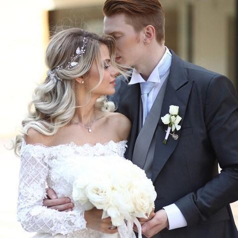 Владимир пресняков на свадьбе сына