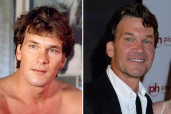 30 лет спустя - актеры из культового фильма Грязные Танцы