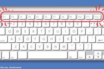 Так вот какое назначение этих клавиш F1-F12