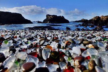 8 необычных пляжей на любой вкус - есть даже с чёрным песком