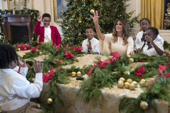 Как жене президента США без дела не сидится и что из этого вышло