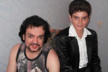 18-летний сын Киркорова показал фотографии с отцом