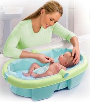 Купать новорожденного