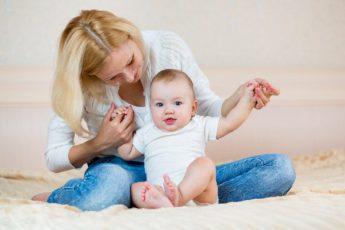 Основные моменты развития ребенка по месяцам