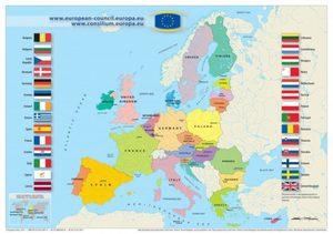 список стран Европы