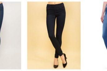 Джинсы: выбираем брюки по типу фигуры