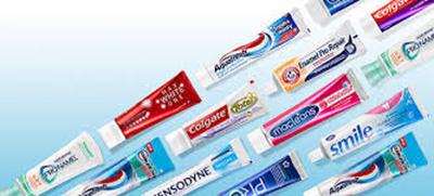 Пользуемся зубными пастами