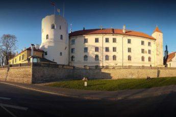 Рижский замок – образец оборонительной архитектуры