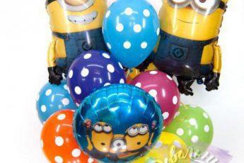Сеты из воздушных шаров на праздник!