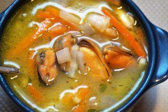 Хотите улучшить память и зрение? Приготовьте суп из лосося!