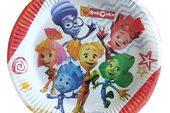Бумажная посуда - виды
