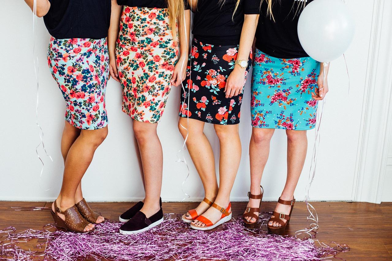 Как выбрать юбку для школьницы
